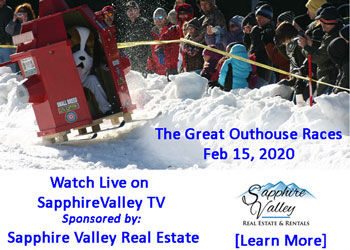 great outhouse races ski sapphire