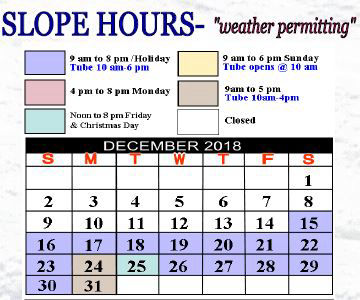 ski sapphire valley hours